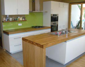 Kuhinja po meri za mansardo