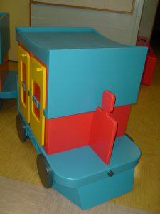 pohištvo za vrtec, igralnico, otroško sobo