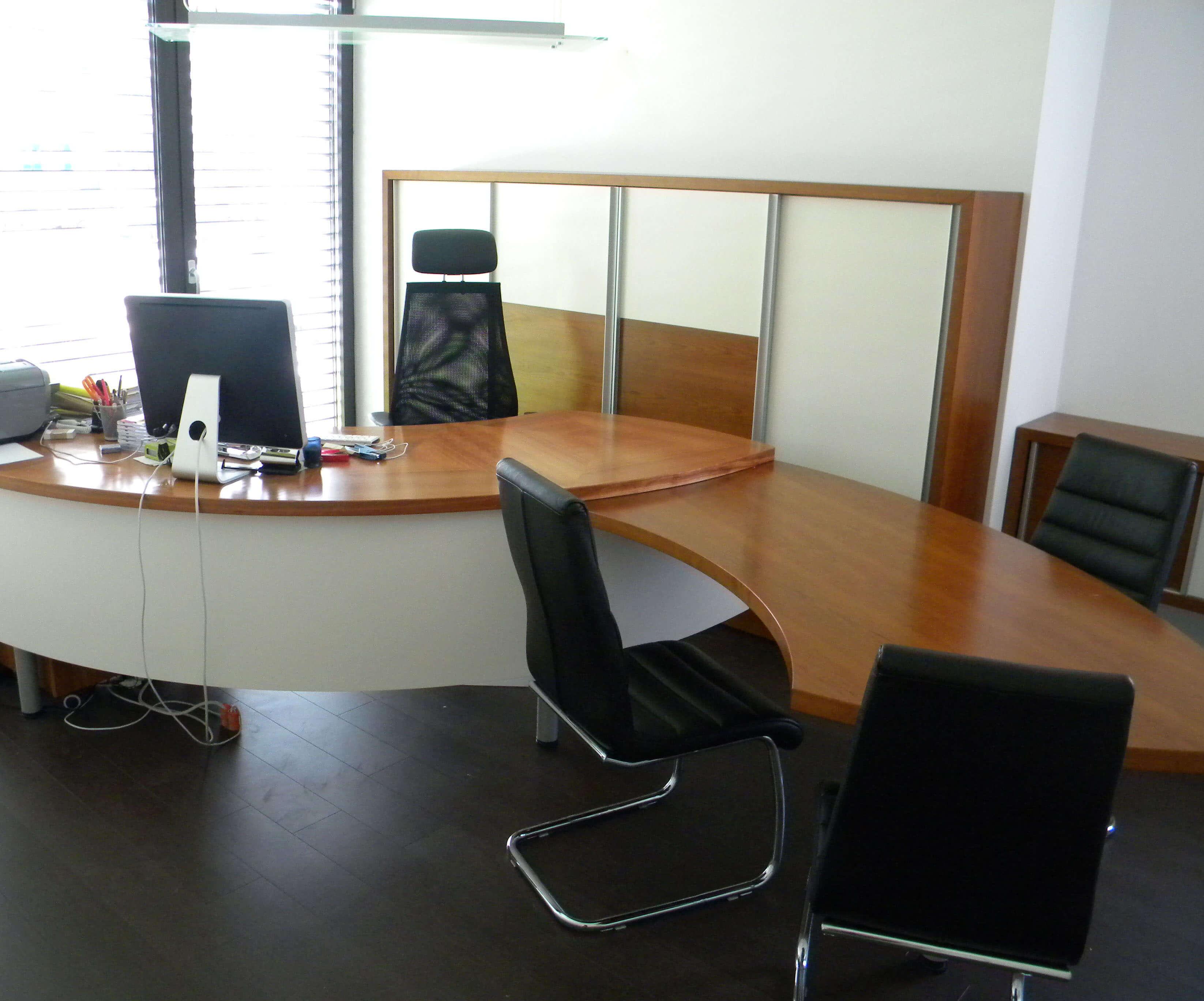 Pohištvo za poslovne prostore po meri