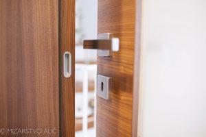 Kljuke za notranja vrata