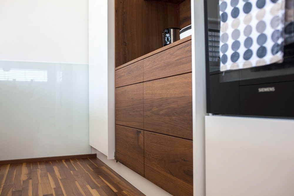 hawa sistem v kuhinji mehko zapiranje tip on odpiranje