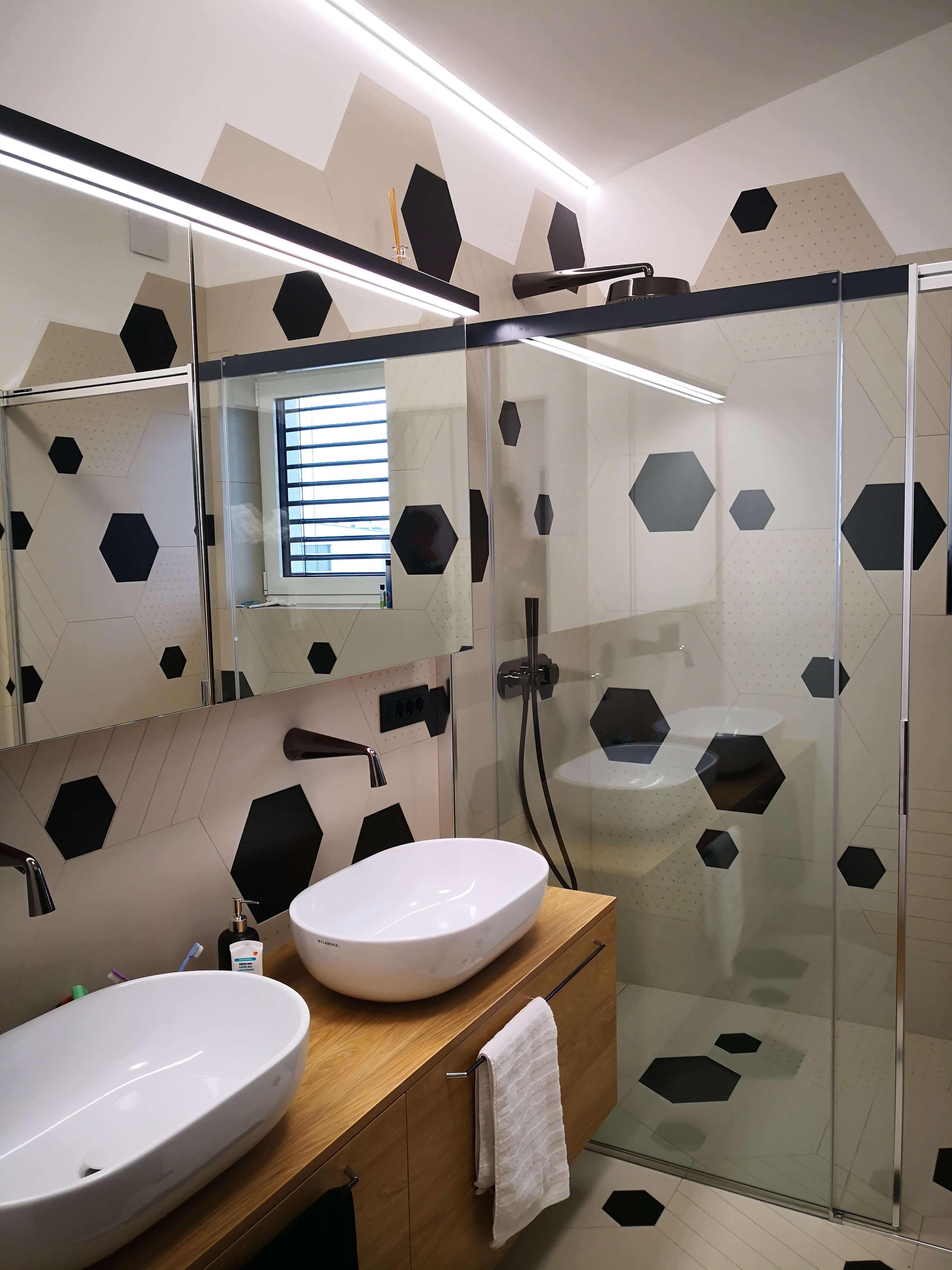 kopalniški elementi moderni