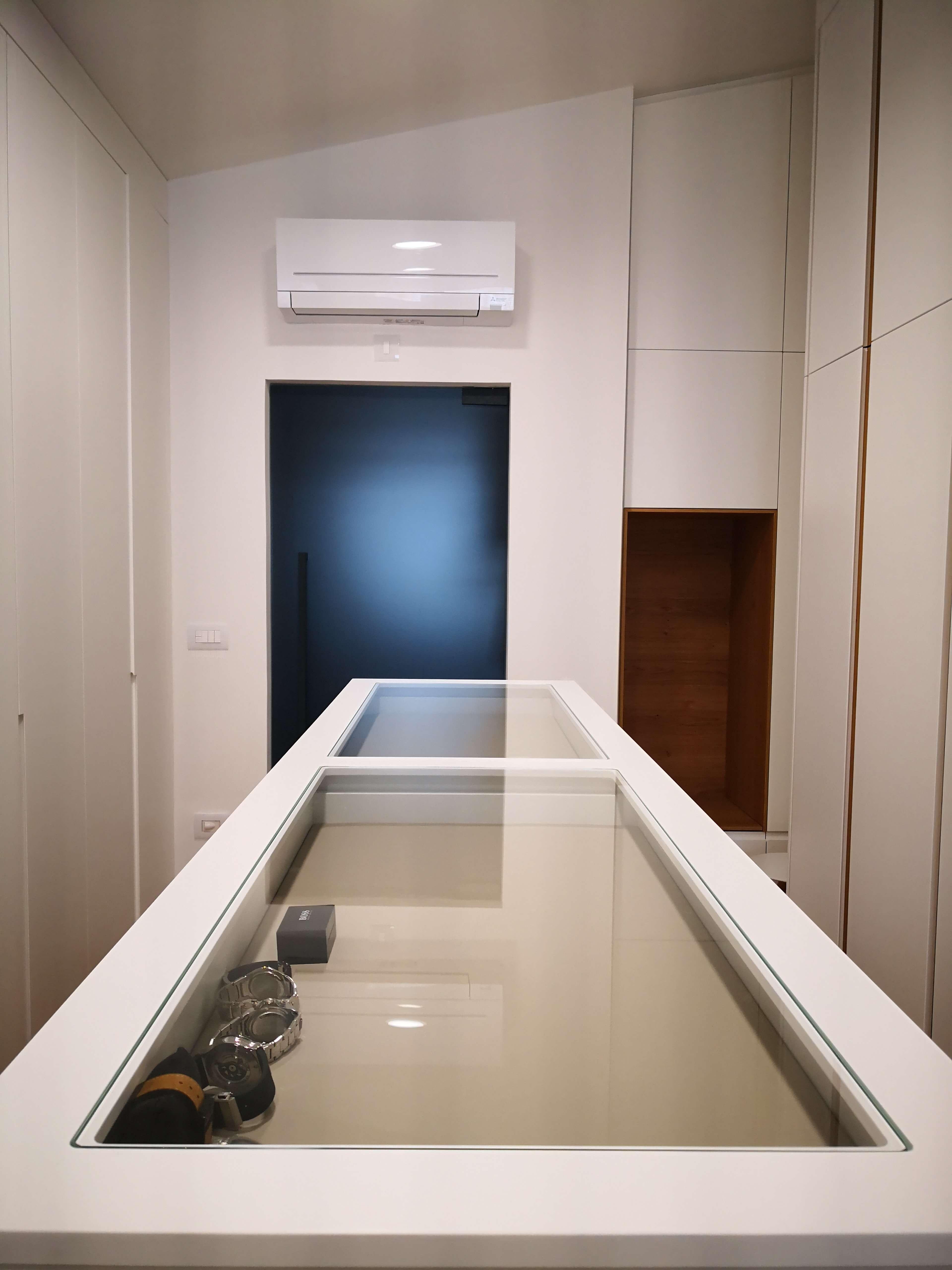 predalnik za spalnico