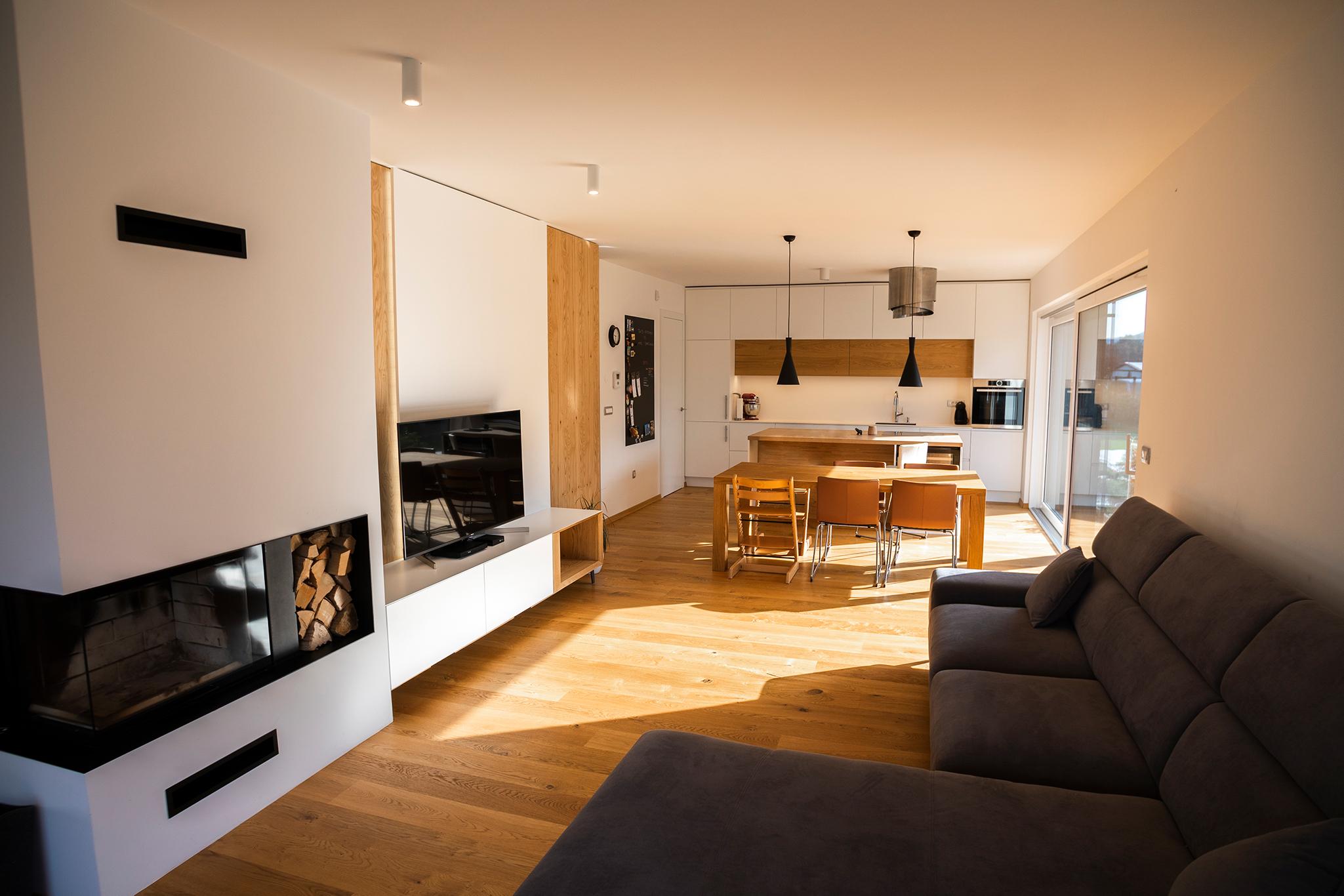 pohištvo po meri kuhinja jedilnica dnevna soba