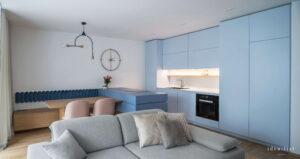 kuhinja stanovanjski blok pohištvo po meri