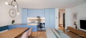 kuhinja in dnevna soba po naročilu